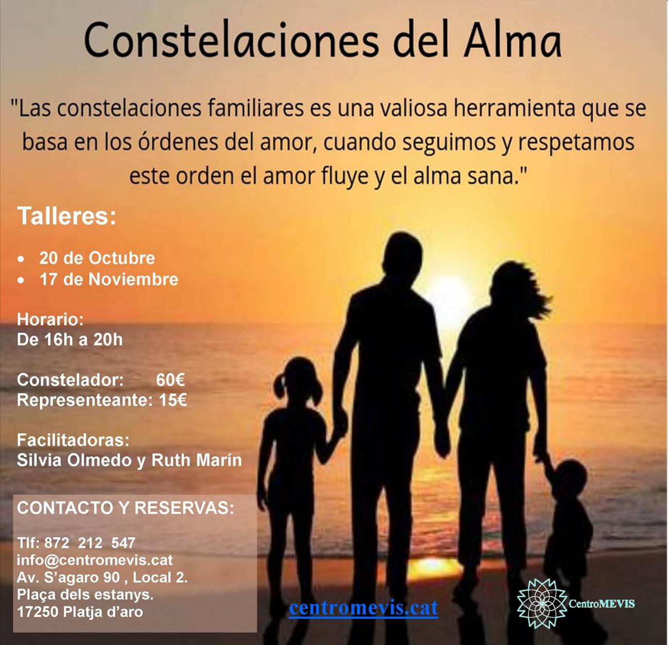 Constelaciones del Alma | Centromevis